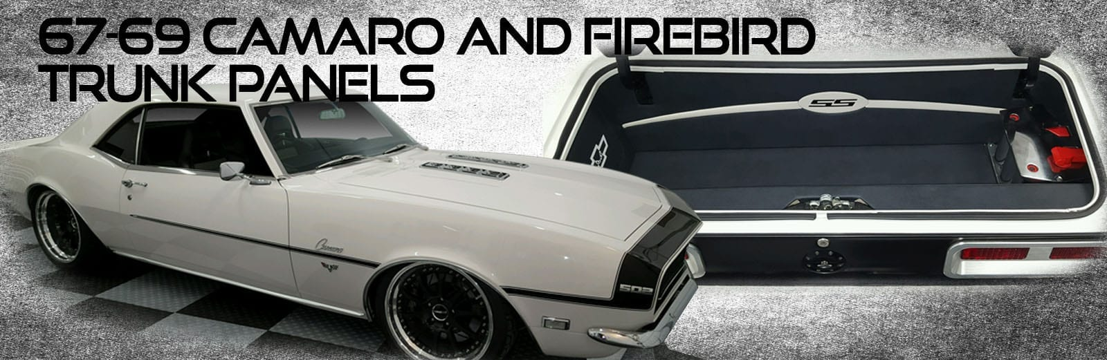 camaro and firebird trunk panels