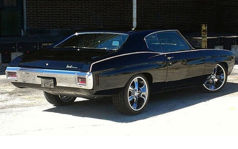 Kevin\'s 70 Chevelle
