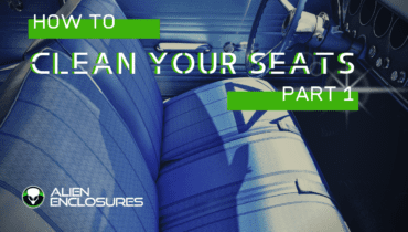 how to deep clean your seats